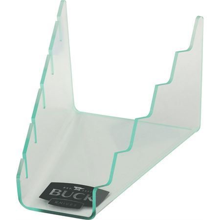 Buck 21005 5 Knife Acrylic Stand with Clear Acrylic Construction – Additional Image #2