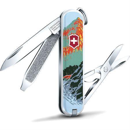 Swiss Army 55481 Classic Great Smoky Mountains Knife