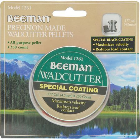 Beeman 1261 Precision Made Wadcutter Pellets – Additional Image #2