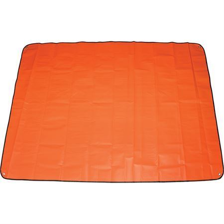Ultimate Survival 02422 Survival Blanket Orange 2.0 with 3-Ply Layer Construction – Additional Image #2