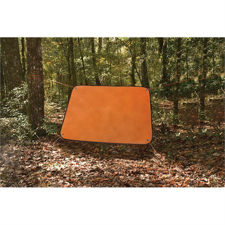 Ultimate Survival 02422 Survival Blanket Orange 2.0 with 3-Ply Layer Construction – Additional Image #4