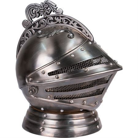 Windlass 805240 Knights Helmet Decanter – Additional Image #2