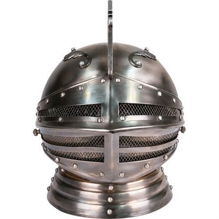 Windlass 805240 Knights Helmet Decanter – Additional Image #3