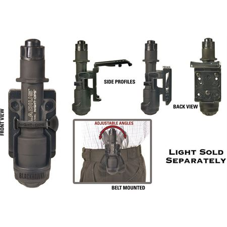 Night Ops Flashlights 75GH00BK for sale online