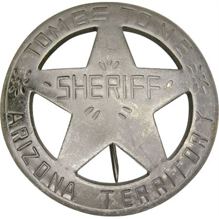 Badges of the Old West 3029 for sale online