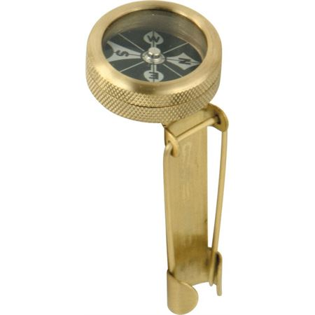 Marbles 222 1 1/8 Inch Diameter Pin-On-Compass