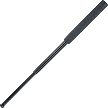 ASP Tools 52400 Black Coated Sentry Baton S21 with Steel Construction