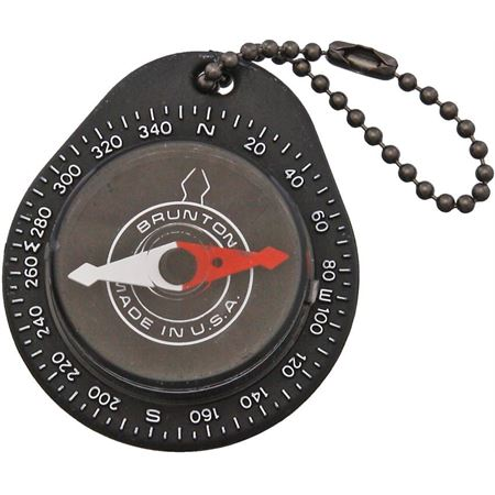 Brunton Gear 91606 Key Ring Compass
