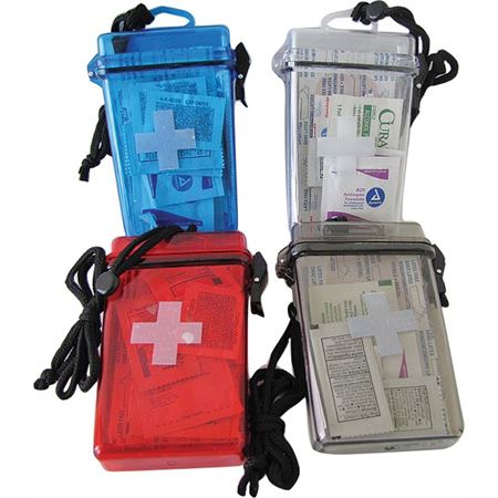Elite First Aid Kits 150 Mini Survival First Aid Kit Assorted
