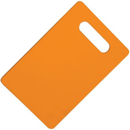 Ontario 0415OR Cutting Board with Polypropylene Construction - Orange