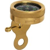 Marble Knives 1141 Pin-On Compass