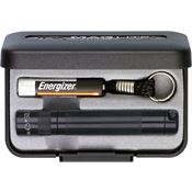 Maglite Flashlight 1 Maglite Black Solitaire Single AAA Cell Flashlight