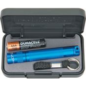 Maglite Flashlight 1B 3 1/4 Inch Solitaire Single AAA Cell with Aluminum Construction