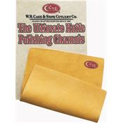 Case Knives 1037 Polishing Chamois Lint Free Knife Sharpner