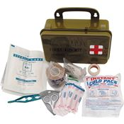 First Aid Kits 101C First Aid Survival Kit General Purpose Military Style