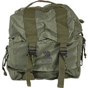 First Aid Kits 110 First Aid Large M17 Medic Backpack with Od Green Nylon Construction