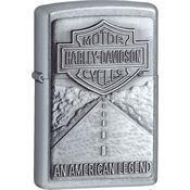 Zippo Lighters 10928 Harley American Legend