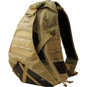 Maxpedition 410K Monsoon Gearslinger Khaki with High Tensile Strength Nylon Webbing