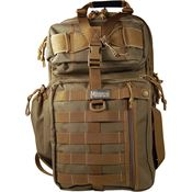 Maxpedition 432K Khaki Kodiak Gearslinger with Top and Side Handle