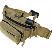 Maxpedition Gear 455K Octa Versipack Khaki with Two Side Pockets