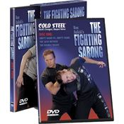 Cold Steel Knives VDFS The Fighting Sarong DVD Set