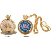 Infinity Pocket Watches 38 Confederate Generals Watch