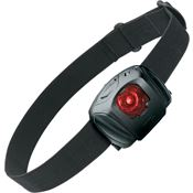 Princeton Tec 01237 EOS Tactical Survival Headlamp with Three AAA Batteries