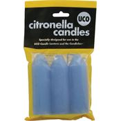 UCO Candle Lanterns 10033 9 Hour Citronella Survival Candle