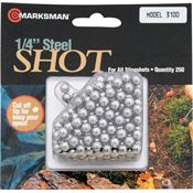 Marksman 3100 250 Count Hunting Shot with All Marksman Slingshot