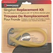 Marksman 3330 Slingshot Replacement Kit with 1/4 Inch Diameter Yoke