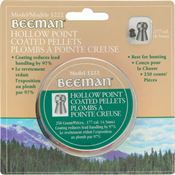Beeman 1222 Hollow Point Coated Pellets
