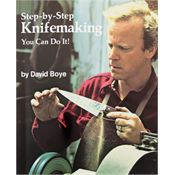 Book 205 Step-by-Step Knifemaking