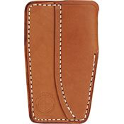 Sharpshooter 01 Glacier Bay Pocket Sheath With Premium Brown Leather Construction