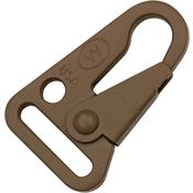 ITW 23CB Conventional Latch Attachment Snap Hook Coyote Brown