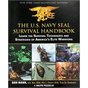 Book 243 The Navy SEAL Survival 248 Page Paperback by Don Mann and Ralph Pezzullo