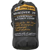 Snugpak Outdoor Gear 92141 Snugpak Aquacover 35 Waterproof Rucksack Covers with Olive Green Nylon Construction