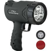 Cyclops Lights 08520 Cyclops Sirius 500  Rechargeable Handheld LED Spotlight