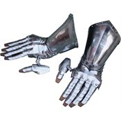 Get Dressed For Battle 3943 Get Dressed For Battle Articulated  Steel Gauntlets