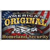 Super Products S36679 Flag The Second Amendment with 100% Polyester Construction