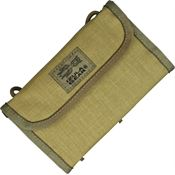 ESEE Knives ASSPORTDTX Esee Passport Case Desert Tan Desert Tan Nylon Construction