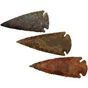 "Arrowhead H04 Arrowhead About 3.5"" 25 Per  Bag"