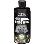 Flitz Knife Care 02785 Rifle/Gun/Knife Wax Black Plastic Slim Bottle with Flip-Top Squirter Cap