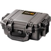 Pelican Cases and Flashlights 2050B Storm Black Case with Double-Layered Soft-Grip Handle