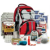 Wise Company 01 Wise Company Five Day Survival Pack Red