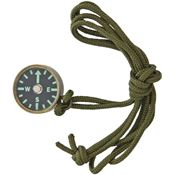 Combat Ready 337 Compass with Neck Lanyard Antique Brass Casing