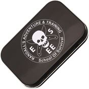 ESEE 2284 Pocket Survival Kit Tin with Survival Card