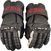 Rawlings Swords 7010 RD Gloves Medium Safety Padded Gloves with Synthetic Weapons
