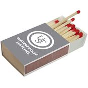 Ultimate Survival 02118 Waterproof Matches ORMD 40 Waterproof Matches Per Box