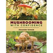 Books 322 Mushrooming with Confidence By Alexander Schwab