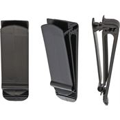 ITW 610B Belt Clip with Black Composition Construction